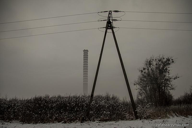 miękkie zimowe...